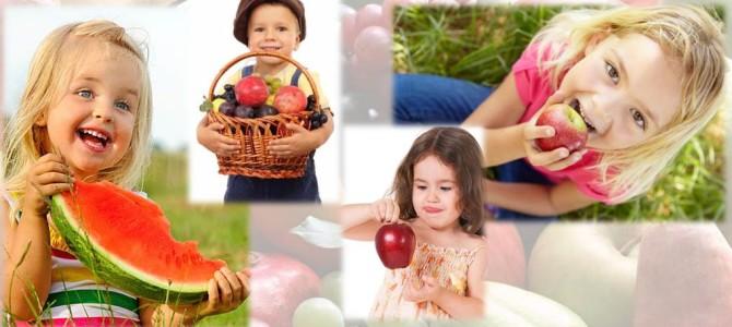 Il frutteto per avvicinare i bambini alla natura