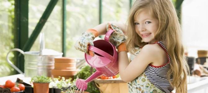 Cosa ti piacerebbe imparare sul giardino e le piante?
